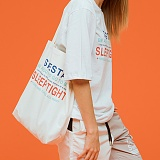 SIESTA SHOULDER BAG [WHITE] 에코백 토트백 숄더백