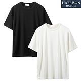 [해리슨] 촉촉 소프트 트임 반팔티셔츠 CLO1257