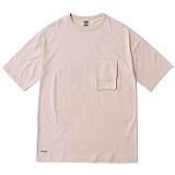 [언커먼팩터스]UFS-TACTICAL POCKET T-SHIRT(PINK) 택티컬 포켓 반팔 반팔티 티셔츠