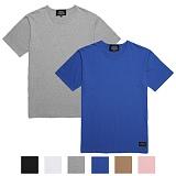 [1+1][꼬미엔조] COMI BASIC COLOR T-SHIRT (6 COLOR) 꼬미 베이직 컬러 반팔티셔츠