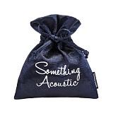 [썸띵어쿠스틱] Something Acoustic - 샤이니 파우치 네이비