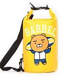 [배럴]BARREL - 카카오프렌즈 드라이 백 10L 라이언 (BWGBDBA001B2110L)