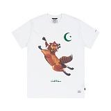 STIGMA - FOX T-SHIRTS WHITE 반팔티셔츠