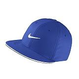 [NIKE]나이키 스우시 모자 스냅백 727032 480 블루 NIKE CAP 정품 국내배송