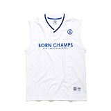 [본챔스] BORN CHAMPS BORN CHAMPS VNECK SLEEVLESS WHITE CEPBMSL02WH 나시티