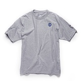 [본챔스] BORN CHAMPS B BLUE TEE GRAY CEPBMTS80GY 반팔티