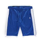 [본챔스] BORN CHAMPS 08 SIDE COLOR SHORTS BLUE CEPAMTP01BL 반바지 하프팬츠