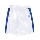 [본챔스] BORN CHAMPS 08 SIDE COLOR SHORTS WHITE CEPAMTP01WH 반바지 하프팬츠
