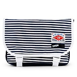 [핍스] PEEPS E2 mini messenger bag(stripe_navy)