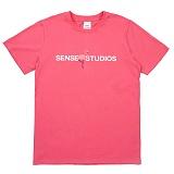 [센스스튜디오] SENSESTUDIO - FLAMINGO T (HOT PINK) 반팔 반팔티 티셔츠
