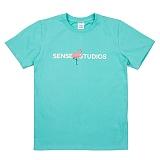 [센스스튜디오] SENSESTUDIO - FLAMINGO T (MINT) 반팔 반팔티 티셔츠