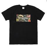 [센스스튜디오] SENSESTUDIO - TROPICAL YOUTH T (BLACK) 반팔 반팔티 티셔츠