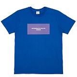 [센스스튜디오] SENSESTUDIO - SATURDAYS T (COBALT) 반팔 반팔티 티셔츠