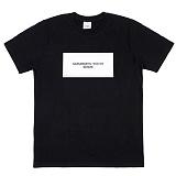 [센스스튜디오] SENSESTUDIO - SATURDAYS T (BLACK) 반팔 반팔티 티셔츠