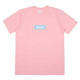 [센스스튜디오] SENSESTUDIO - SENSE BOX LOGO T (PINK) 반팔 반팔티 티셔츠