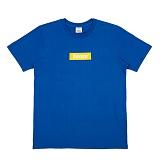 [센스스튜디오] SENSESTUDIO - SENSE BOX LOGO T (COBALT) 반팔 반팔티 티셔츠