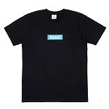[센스스튜디오] SENSESTUDIO - SENSE BOX LOGO T (BLACK) 반팔 반팔티 티셔츠