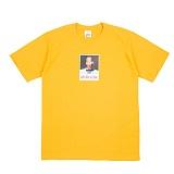 [네버에버] NEVEREVER - KOOLKIDS T (GOLD YELLOW) 반팔 반팔티 티셔츠