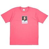 [네버에버] NEVEREVER - KOOLKIDS T (CORAL PINK) 반팔 반팔티 티셔츠