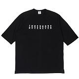 [네버에버] NEVEREVER - INNER CORE T (BLACK) 반팔 반팔티 티셔츠