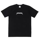 [네버에버] NEVEREVER - FLOW T (BLACK) 반팔 반팔티 티셔츠
