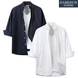 [해리슨] 면마 기본 셔츠 DON1271