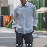 [모니즈] 데일리 린넨 셔츠 (2color) SHT604