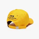 [피스메이커]PIECE MAKER - RL SIGNATURE BALL CAP (YELLOW) 볼캡 야구모자