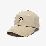 [피스메이커]PIECE MAKER - ICON 6P CAP (DUSTY BEIGE) 볼캡 야구모자