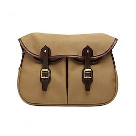 [브래디]BRADY - Ariel Trout Canvas Small Bag Khaki 아리엘 트라우트 캔버스 스몰