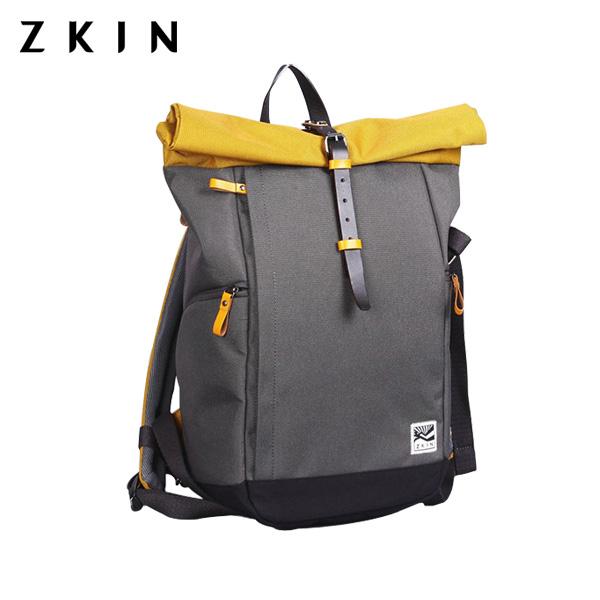 지킨 - YALI - Yellow gray 카메라가방 백팩