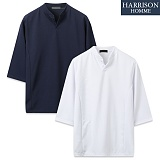 [해리슨] 기획 헨리넥 7부 티셔츠 CS1298