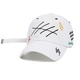 STIGMA - GRAFF BASEBALL CAP WHITE 야구모자 볼캡