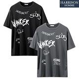 [해리슨] 냉감 반팔 티셔츠 NTC1229