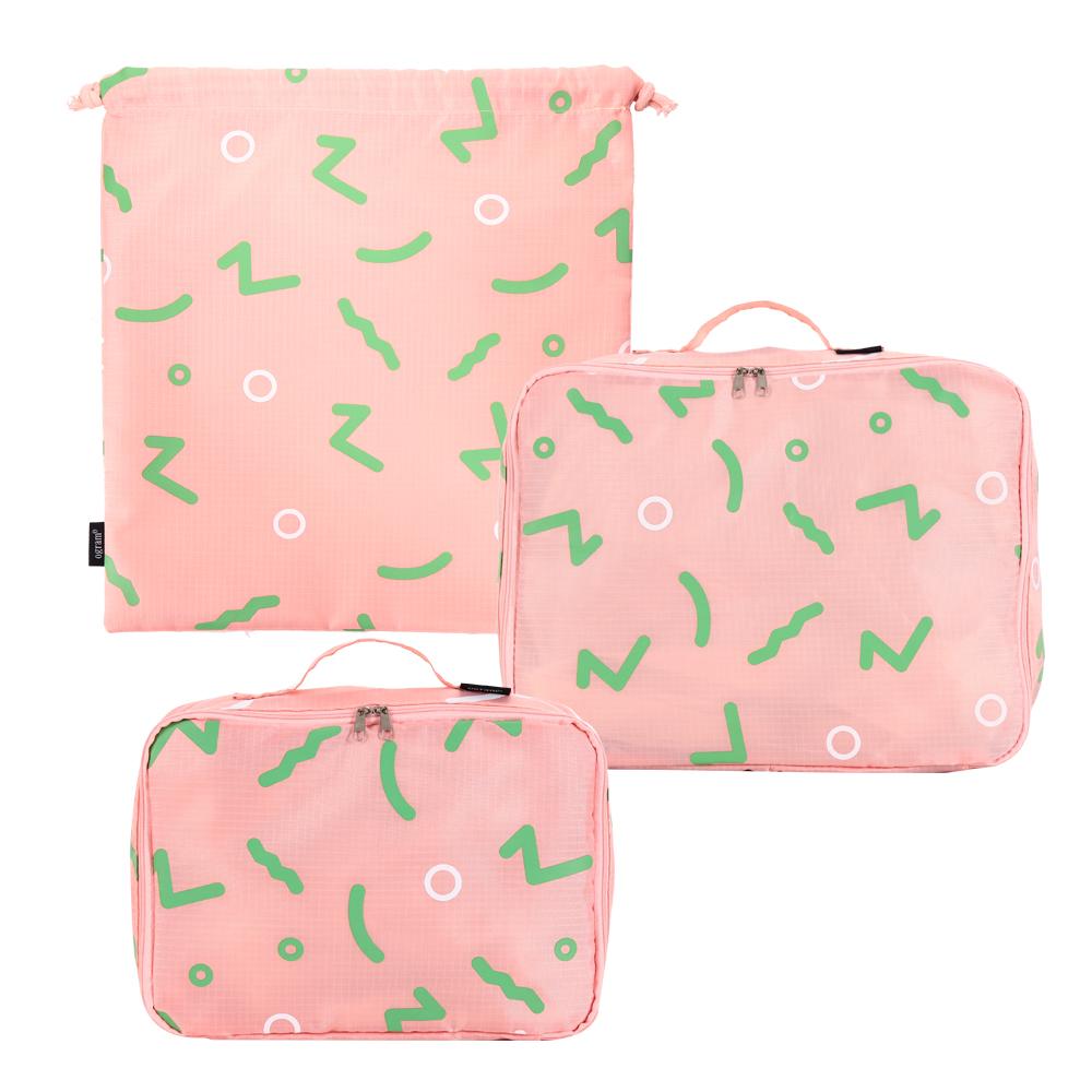 [오그램] ogram - 오그램 트래블백-핑크