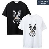 [해리슨] 불독 반팔 티셔츠 SPG1190