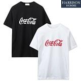 [해리슨] 코카 반팔 티셔츠 SPG1192