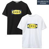 [해리슨] 아쿠아 반팔 티셔츠 SPG1194