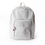 [버빌리안] BUBILIAN - 815 Backpack_CREAM 백팩 가방