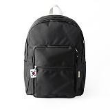 [버빌리안] BUBILIAN - 815 Backpack_BLACK 백팩 가방