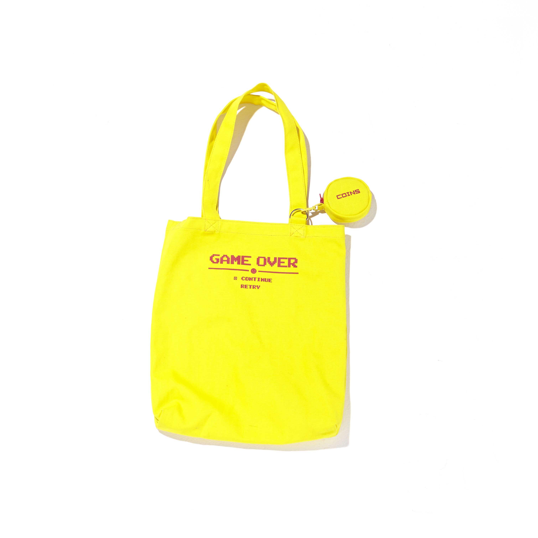 [조커버스/조크오브어스]GAME OVER Cross Bag JOKE02 크로스백 숄더백 에코백