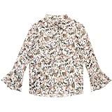 [아파트먼트]Love Behind Blouses - Ivory 셔츠 블라우스