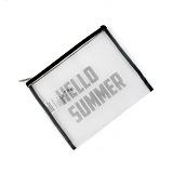 블루리프 - SUMMER POUCH 메쉬 파우치
