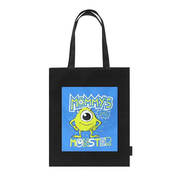 [브리스코] Disney MONSTER BAG-A 숄더백 에코백