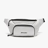 [피스메이커]PIECE MAKER - CLASSIC CORDURA WAIST BAG (WHITE) 힙색 웨이스트백