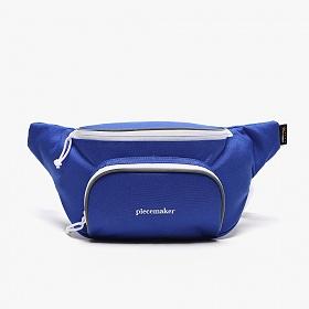 [피스메이커]PIECE MAKER - CLASSIC CORDURA WAIST BAG (BLUE) 힙색 웨이스트백
