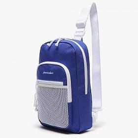 [피스메이커]PIECE MAKER - CLASSIC CORDURA SLING BAG (BLUE) 슬링백