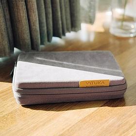 [바투카]VATUKA - 바투카 멀티 파우치 외장하드케이스 여권지갑 오거나이저