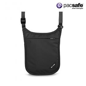 [팩세이프]PACSAFE - Coversafe V75 Black (불법 원격스키밍 차단 목걸이형 파우치)