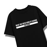 [엑스엑스아이엑스]XXIX - NEED CHANGE - 루즈핏 반팔 - 블랙